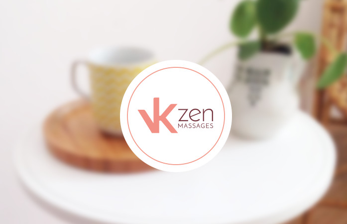 Logo VK Zen Massages