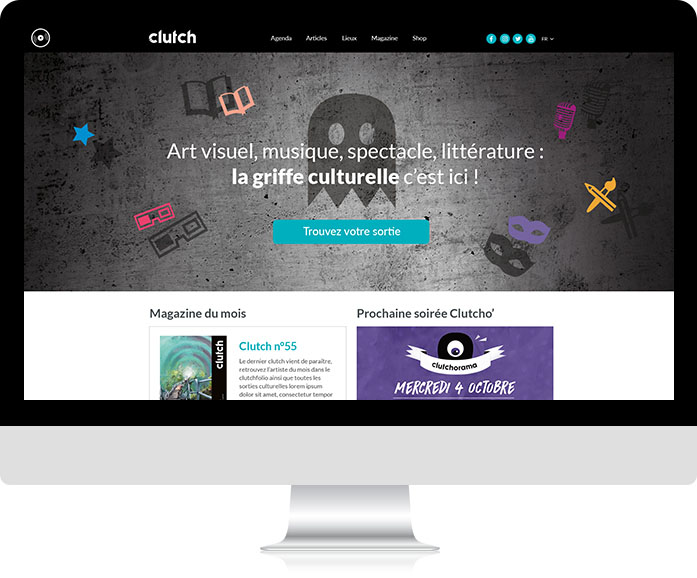 Site web Clutch